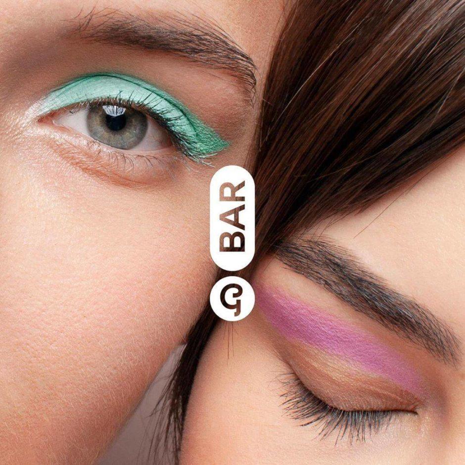 макіяж G.Bar