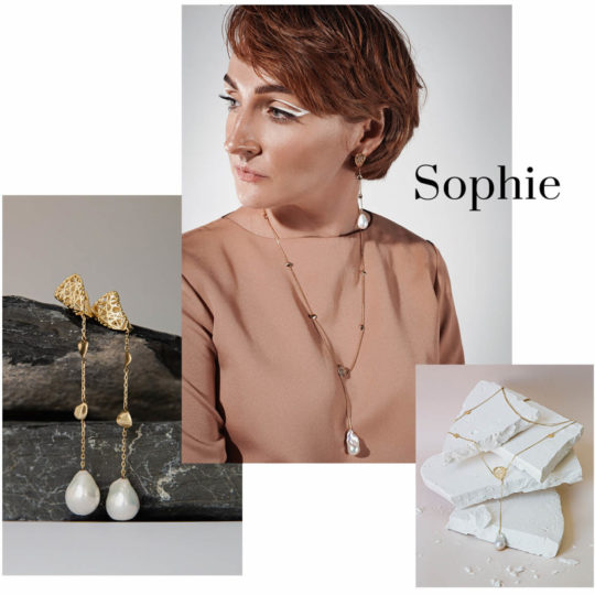 Іра Леван в образі SOVA - Sophie