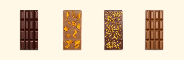 крафтовий шоколад