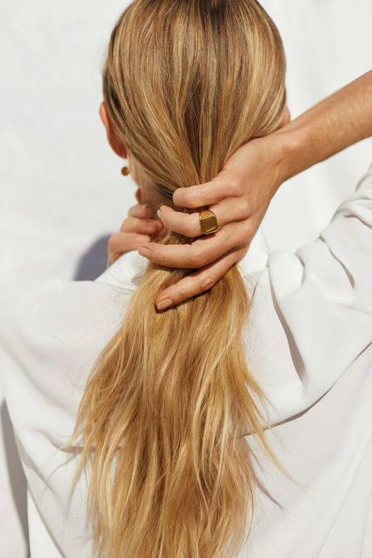 русе волосся