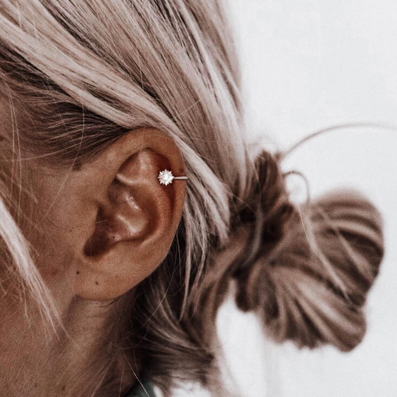 пірсинг вух