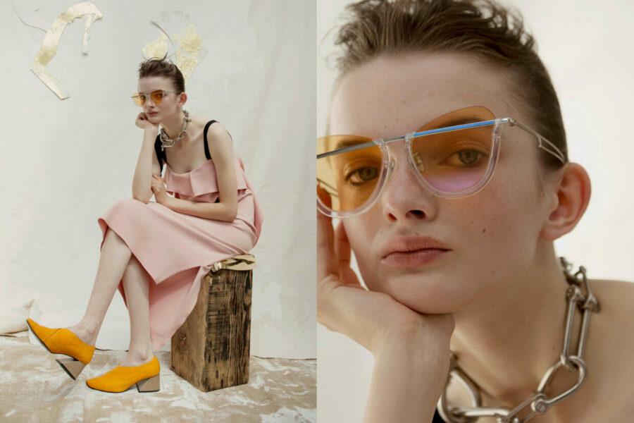 модні окуляри