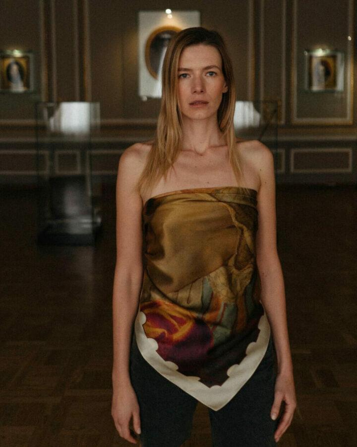 Українська стилістка Вікторія Жир